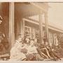 Astaschowa - Astasova, Witebsk, Lettland (1909) Familienmitglieder von Kori, Vietinghoff, Uexküll, Rautenfeld