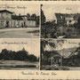 Rauschken - Ruszkowo, Ostpreussen, Polen (um 1920)