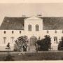 Bislang unbekanntes Herrenhaus in Ostpreußen (Juli 1941)