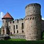 Ordensburg Ruine Wenden - Cesis - Livland, Lettland (2016)