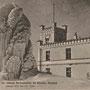 Schloss Bornsmünde - Bornsmindes Muiza, Kurland - Lettland (um 1917)
