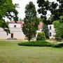 Loyden - Lojdy, Ostpreußen - Polen (2020), der im 20. Jh. hinzugefügt Flachbau