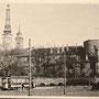 Schloss Riga, Livland, Lettland (um 1939)