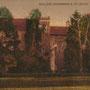 Burg Schönberg - Szymbark, Ostpreussen - Polen (um 1918)