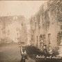 Burgruine Doblen - Dobele, Kurland - Lettland (um 1924)