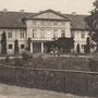 Herrenhaus Gross-Platon - Lielplatone, Kurland, Lettland (um 1919)