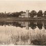 Suschenhof bei Riga - Suzu Muiza, Zusu Muiza, Livland - Lettland (historische Ansicht)
