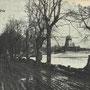 Rokischken - Rokiskis, poln.: Rakiszki, Rakischken, Kowno - Litauen (1916), Zufahrt
