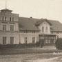 Rockeimswalde - (-), Ostpreussen - Russland, Kaliningrad (um 1919), Parkseite