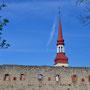 Ruine Burg Oberpahlen - Poltsamaa, Livland, Estland (2016)