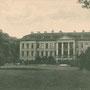 Schloss Friedrichstein - Kamenka, Ostpreussen, Russland, Kaliningrad (um 1915)