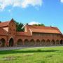 Warnikeim - Warnikajmy, Ostpreussen - Polen (2020), Wirtschaftsgebäude