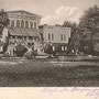 Schlossberg bei Illuxt - Slosbergas Muiza/Pilskalne bei Ilukste, Kurland - Lettland (um 1916)