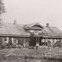 Herrenhaus Astaschowa - Astasova, Witebsk, Lettland (1925)