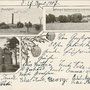 Garbeningken - Slawinsk, Ostpreussen, Russland, Kaliningrad (um 1907)