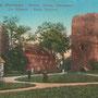Ruine Burg Treyden - Tureida, Livland, Lettland (um 1913)