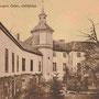 Mohrungen - Morag, Ostpreussen - Polen (um 1921), Dohnasches Schlösschen