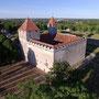 Burg Arensburg auf Oesel - Kuressaare auf Saaremaa, Livland - Estland (2018)