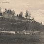 Ruine Ordensburg Kandau - Kandava, Kurland, Lettland (um 1915)