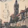 Schloss Königsberg - Kaliningrad, Ostpreussen, Russland, Kaliningrad (um 1912)