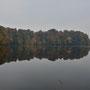 Der kleine See von Friedrichstein - Kamenka, Ostpreussen, Russland, Kaliningrad (2013) 2