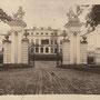 Schloss Ruhental - Rundale im 1. Weltkrieg Kurland, Lettland (um 1915)
