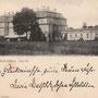 Schlobitten - Slobity, Ostpreußen - Polen (um 1904), Neujahrskarte der Familie Dohna-Schlobitten