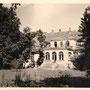 Gutshaus Keulenburg - Golubewo, Ostpreussen, Russland, Kaliningrad (Foto 1939), Parkseite