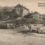 Hasenpoth - Aizpute, Kurland - Lettland, Burg (um 1917)