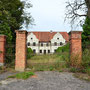 Tolks - Tolko, Ostpreußen - Polen (2020), Auffahrtseite