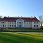 Durben - Durbes Pils, Kurland - Lettland (2015), Parkseite