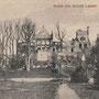 Ruine vom Herrenhaus Alt-LAssen - Veclasu, Kurland, Lettland (hist. Ansicht)
