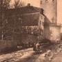Schloss Wenden - Cesis, Livland, Lettland (um 1918)