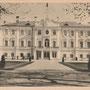Schloss Katharinental, Reval - Kadriorg, Tallinn, Estland (hist. Ansicht)
