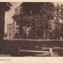 Schloss Segewold - Sigulda, Livland, Lettland (um 1939)