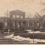 Ruine des Rittergut Adlig Althof - Ostpreussen, Memelgebiet - Litauen (um 1916)