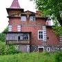 Schildeck - Szydlak, Ostpreussen - Polen (2016), Seitenansicht mit Veranda