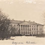 Schloss Adsel - Gaujiena, Livland, Lettland (um 1918)