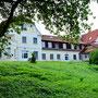 Gartenpungel - Wojciechy, Ostpreußen - Polen (2020), Parkseite