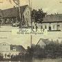 Frögenau - Frygnowo, Ostpreussen, Polen (um 1918)