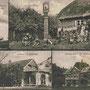 Firckshof, Firkshof in Goldingen - Virkas Muiza in Kuldiga, Kurland, Lettland (Hist. Ansicht)