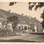 Mehleden - Melejdy, Ostpreußen - Polen (um 1930), Auffahrtseite