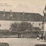 Schloss Osterode - Ostroda, Ostpreussen - Polen (um 1914)