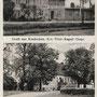 Gross-Kindschen, Kindschen - Iskra, Ostpreussen - Russland, Kaliningrad (historisch)