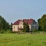 Kallisten - Kalisty, Ostpreußen - Polen (2020), Parkseite