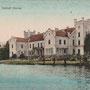 Herrenhaus Zierau - Cirava, Kurland - Lettland (historische Ansicht)