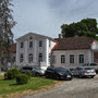 Ottenhof, Peudehof auf Oesel - Oti, Pöide auf Saaremaa, Livland - Estland (2018), Auffahrtseite
