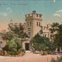 Schloss Hohenhaupt bei Reval - Mustamäe bei Tallin (um 1912) im Ortsteil Nomme