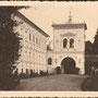 Schloss Schwanenburg - Gulbene, Livland, Lettland (hist. Ansicht)