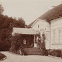 Herrenhaus Erwahlen Arlavas, Kurland, Lettland (um 1906)